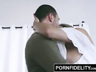 PORNFIDELITY Brandi Love Fulfills Forbidden Desire in CIRIS Part 2