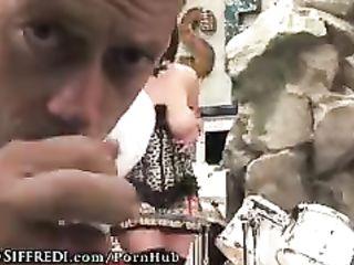 RoccoSiffredi Candee Licious Begs for Rocco's Cum