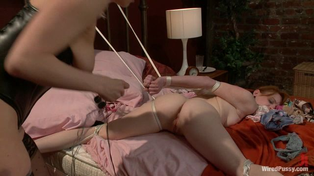 Оргазм от эликтричества