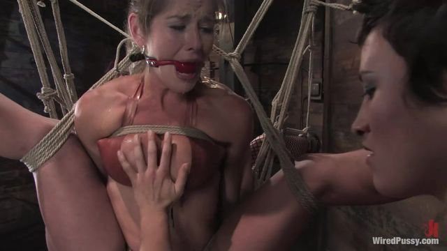 Секс на веревках