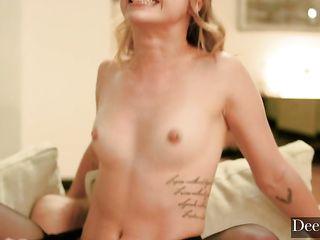 Эйфорическое удовлетворение от оргазмов Kristen Scott